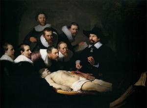 Dr. Nicolaes Tulp'ın Anatomi Dersi
