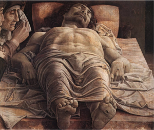 Ölü İsa'ya Ağıt